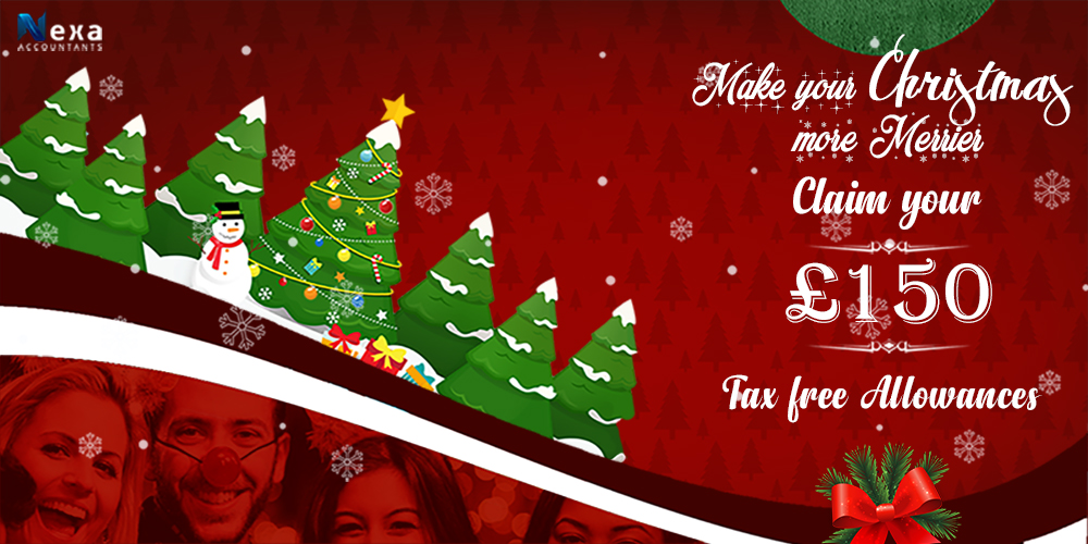CLAIM YOUR CHRISTMAS PARTY AS A BUSINESS EXPENSE