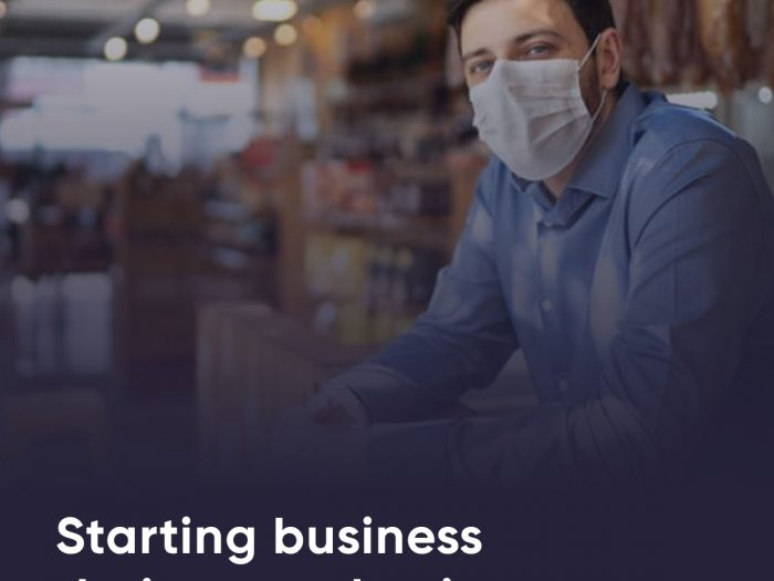 starting business during pandemic